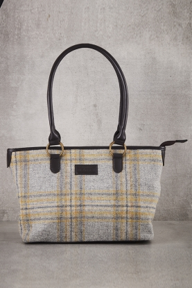 British Tweed Tote Bag
