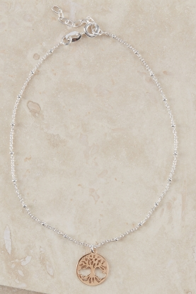 Tree of Life Anklet