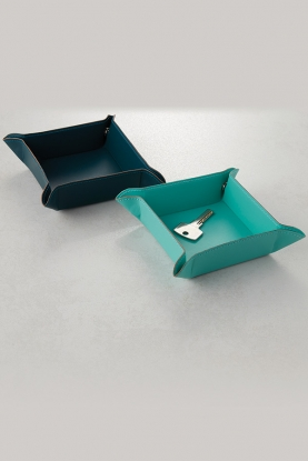 Leather Tray Tidy