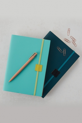 Recycled Leather Journal