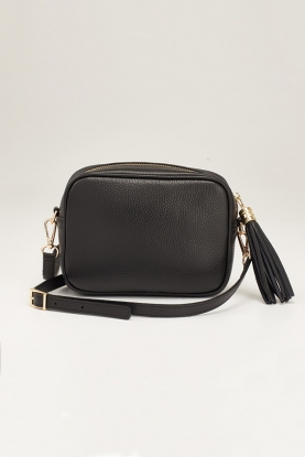 Lombardy Italian Leather Shoulder Bag